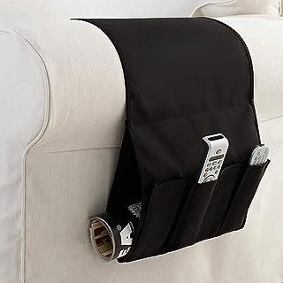 DemiawakingUK Bedside Pocket Storage Caddy Organizer Sofa Bedside Hanging Storage Bag Tidy Organiser Remote Control Phone ...