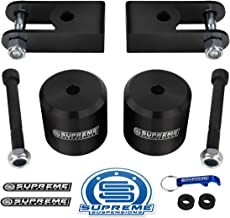 Supreme Suspensions - Front Lift Kit for 2005-2019 Ford F250 F350 Super Duty 2.5