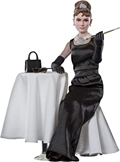 Breakfast at Tiffany's: Audrey Hepburn As Holly Golightly (Orange Coat Deluxe Version) 1: 6 Scale Action Figure