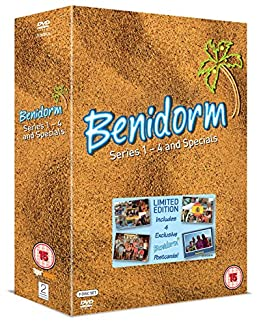 Benidorm - The Complete Collection