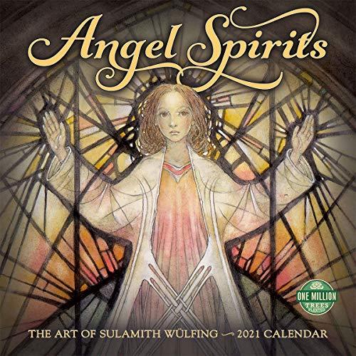 Angel Spirits 2021 Wall Calendar: The Art of...