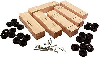 Pinecar Basic Car Bulk Kit (6), PIN4051