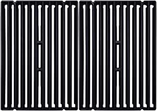Grill Valueparts Grates for for Broil King 934654, 931254, 934664, 934667, 934674, 934677, 94224, 94227 Crown 2, Crown 4, Monarch 20, Monarch 40, Monarch 70 (1992 & Newer) - Matte Enamel Cast Iron