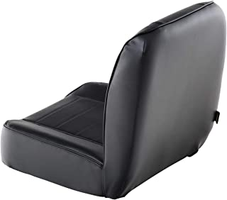 Smittybilt 44801 Black Low Back Seat