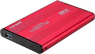 "B Blesiya USB 3.0 2.5"" 2TB 1TB SSD harde schijf behuizing externe behuizing - 500GB"