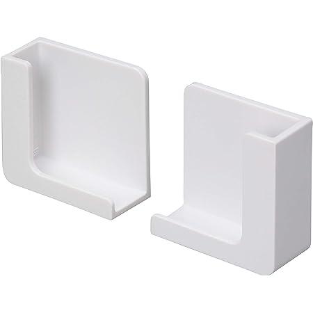東和産業 浴室用ラック ホワイト 約5×2.3×5cm 磁着SQ バススマートフォンホルダー 39200