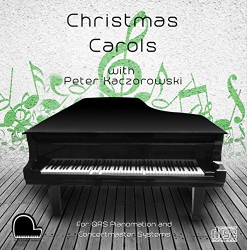 Christmas Carols - QRS Pianomation and Baldwin Concertmaster Compatible Player Piano CD