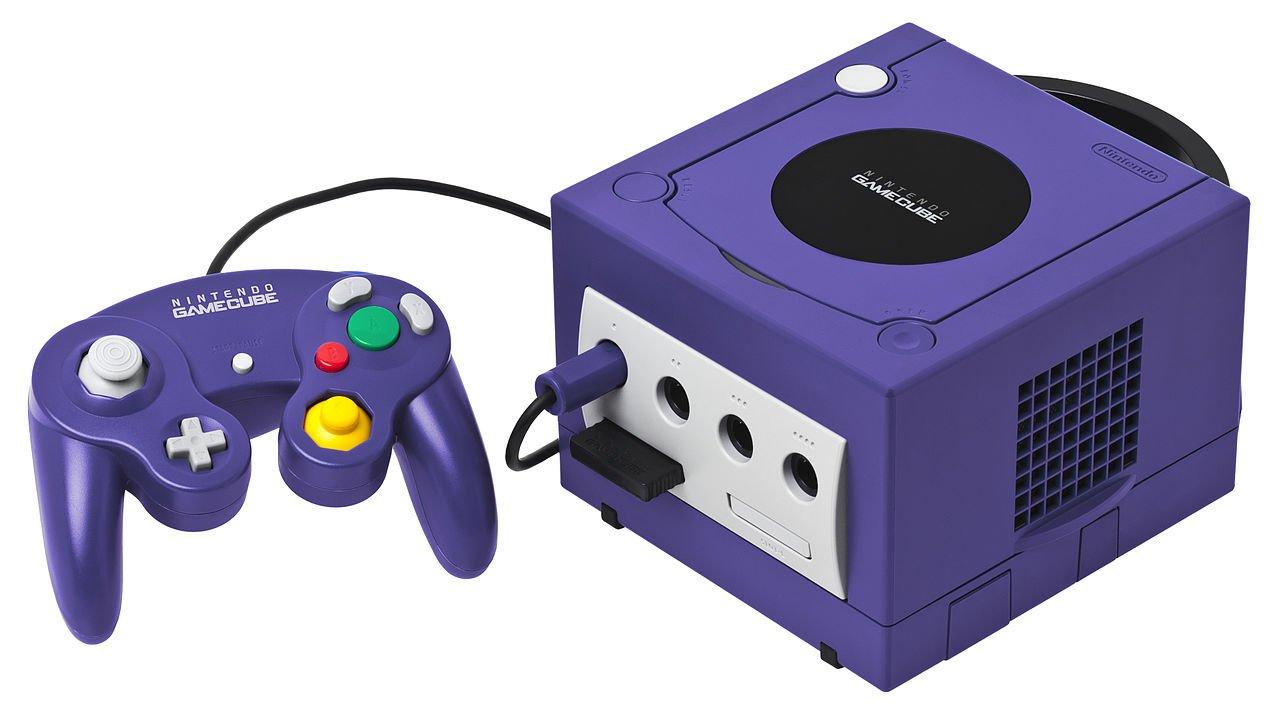 Gamecube Console wholesale Indigo Same day shipping