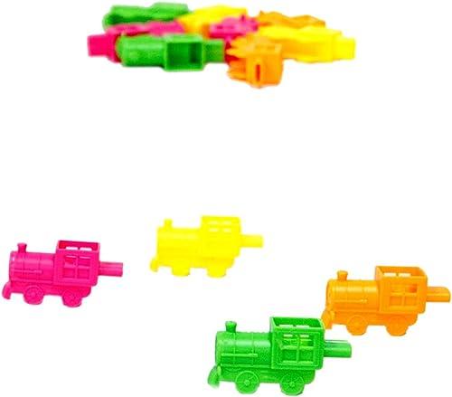 descuento de ventas en línea US Toy Mini Mini Mini Train Whistles, One Dozen Assorted  punto de venta barato