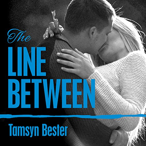 The Line Between audiobook cover art