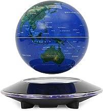 KDHARMR Magnetic Globe Levitation Floating Rotating 6