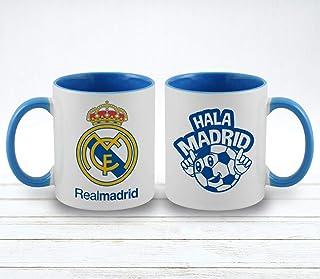 Vista Real Madrid Football Club Printed Mug- 11oz Ceramic Coffee Mug
