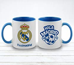 Vista Real Madrid Football Club Printed Mug- 11oz Ceramic Coffee Mug