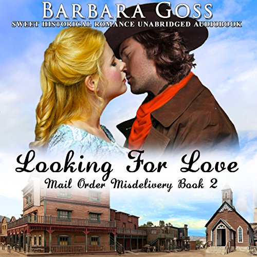 Looking for Love audiobook cover art