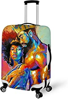 king and queen luggage