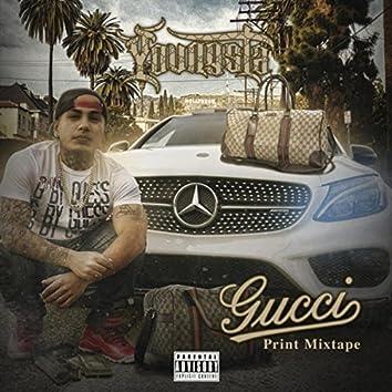 Gucci Print Mixtape
