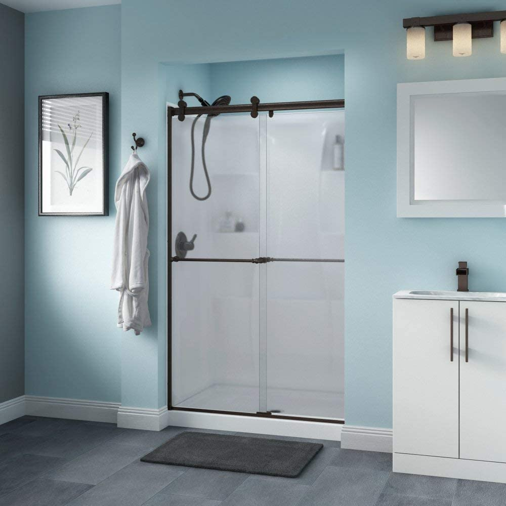 Delta Free shipping on posting reviews Shower Doors SD3276521 Windemere Super special price Semi-Frameless Contempora