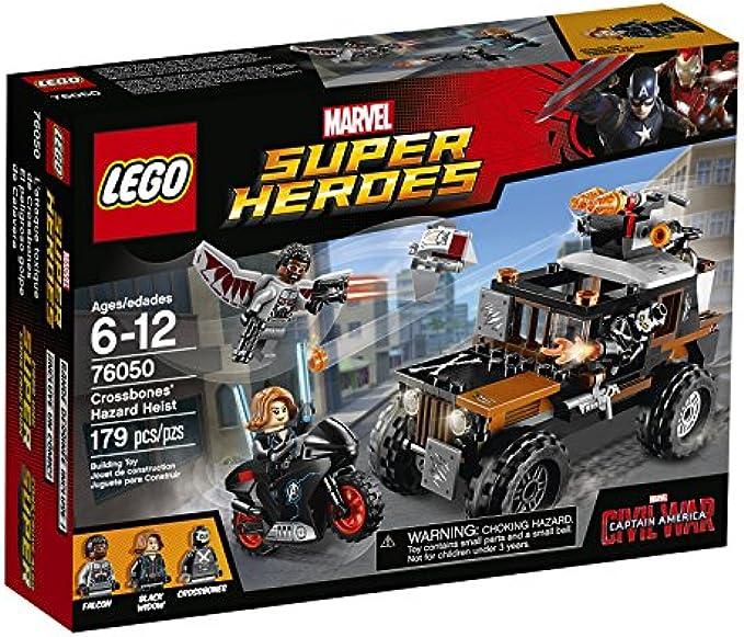 LEGO Super Heroes Crossbones Hazard Heist 76050