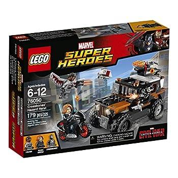 LEGO Super Heroes Crossbones  Hazard Heist 76050 Building Kit  179 Piece