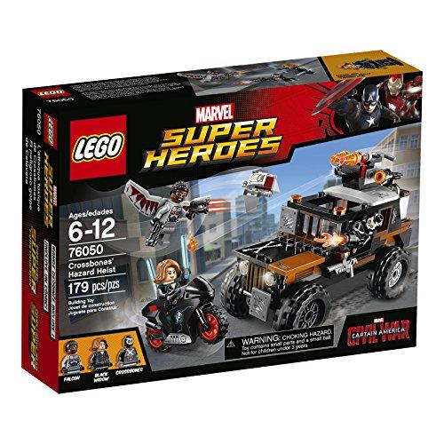 LEGO Super Heroes Crossbones' Hazard Heist 76050 by LEGO