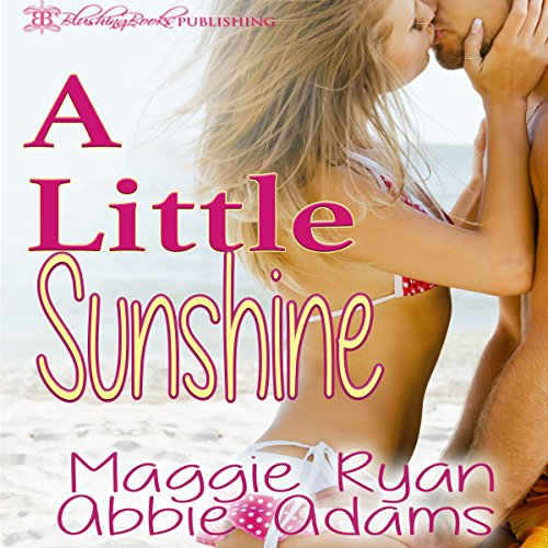 A Little Sunshine audiobook cover art