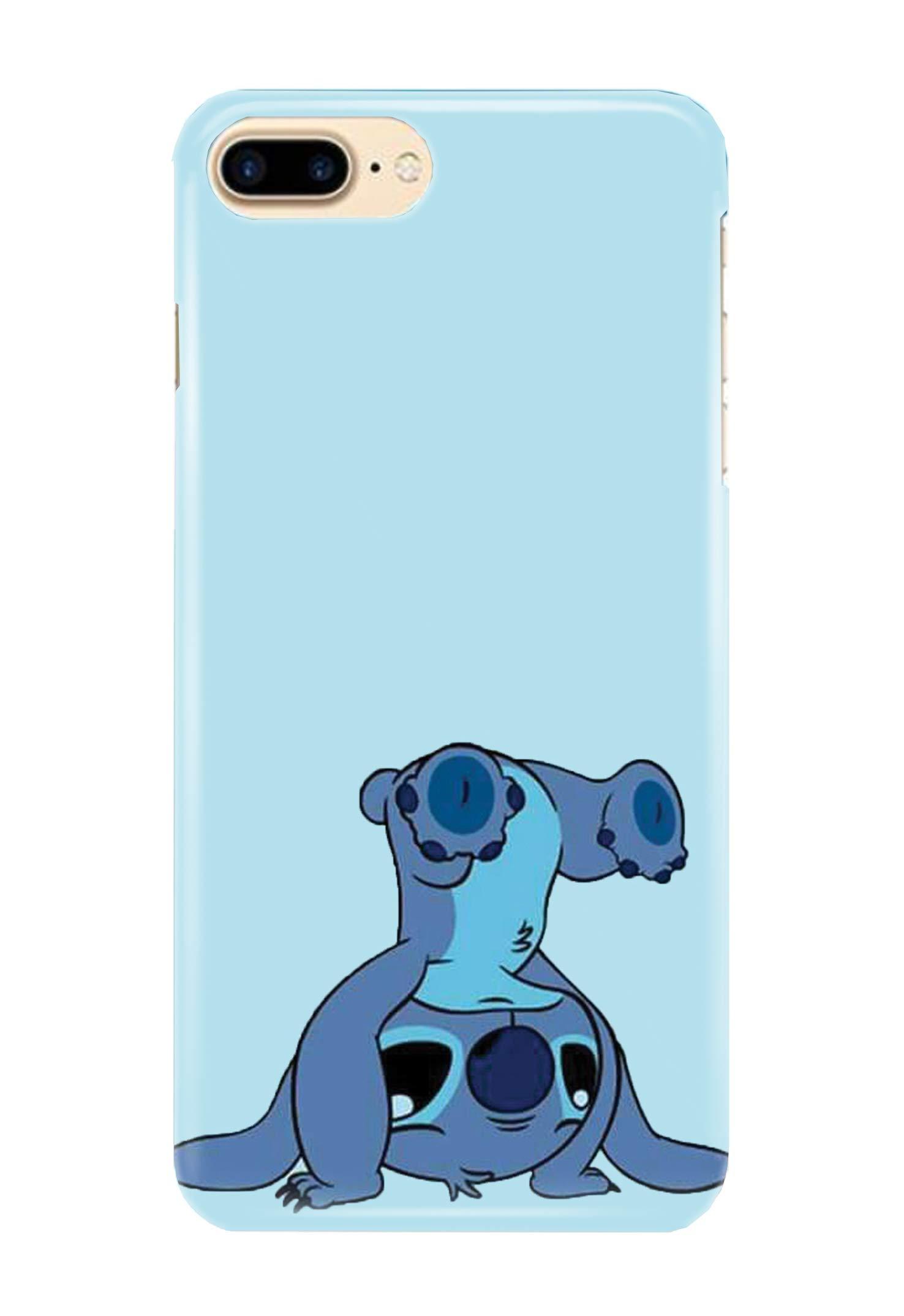 Phone Case for Iphone 6 /6s [PLUS] Lilo and Stitch Ohana Cute ...