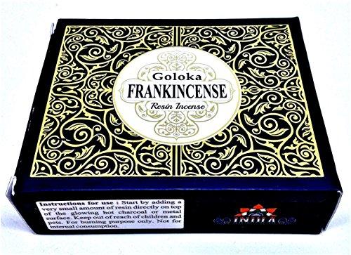 Resina Natural - Frankincense - Caja 50 Gramos -