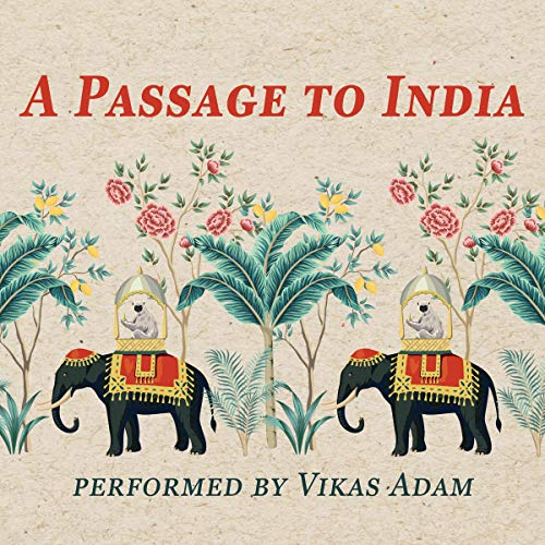 A Passage to India  By  cover art