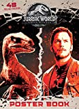 Jurassic World: Fallen Kingdom Poster Book (Jurassic World: Fallen Kingdom)