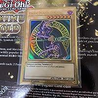 EU 遊戯王 ブラック マジシャン Maximum Gold BOX 英国版