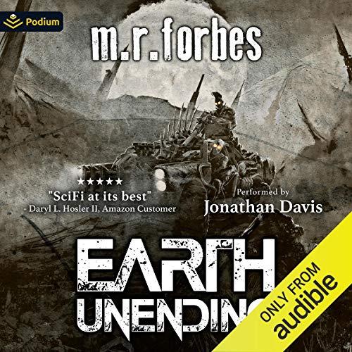 Earth Unending Titelbild