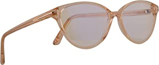 Tom Ford FT5545B Eyeglasses 53-14-140 Clear w/Demo Clear Lens 072 FT5545-B FT 5545B TF 5545-B TF5545B TF5545-B