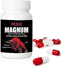   M3X MAGNUM   #1   Extreme Male Enhancement Pills   Natural Male Enhancement   Bigger   Harder   Stronger   Longer   Best Male Enhancement Pills   30 Pill Deal  