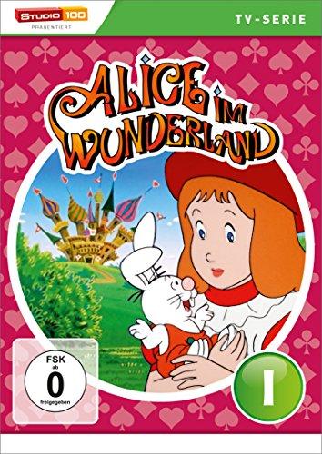 Alice im Wunderland - DVD 1