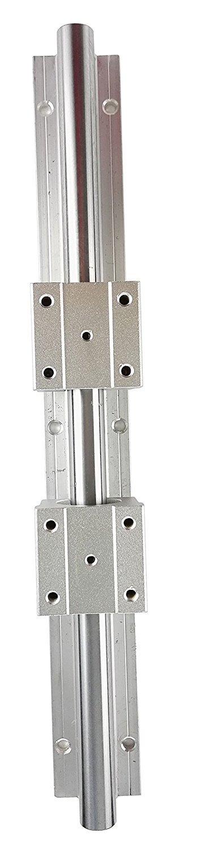 TEN-HIGH Linear Sale price Rail Arlington Mall CNC Parts 16mm 13.87inch SBR16 350mm Fully