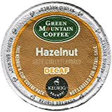 Green Mountain Coffee Keurig Decaf Hazelnut K-Cups 24 Ct