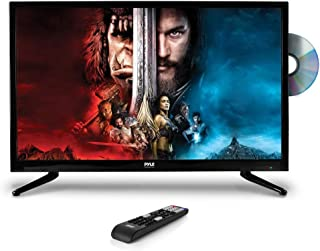 """Upgraded Premium 32"""" DVD TV - 1080p Multimedia Disc Player, Ultra HD TV, LED Hi Res Widescreen Monitor w/ HDMI Cable RCA I..."""