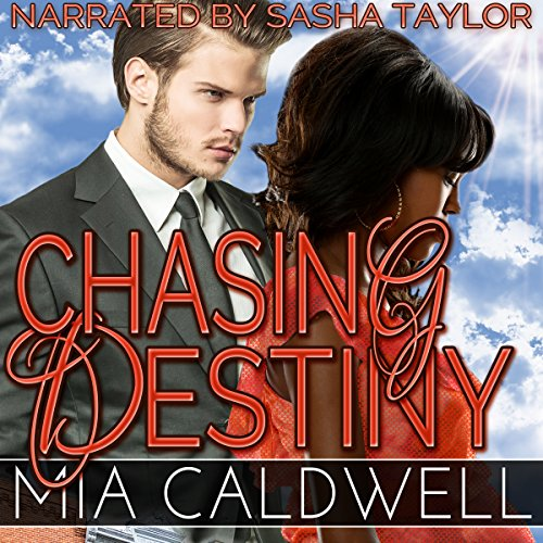 Chasing Destiny audiobook cover art
