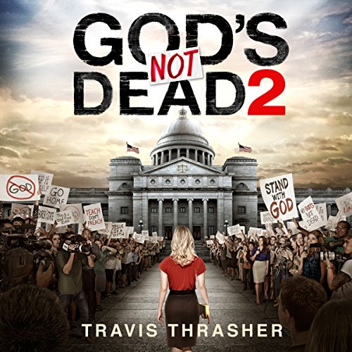 God's Not Dead 2 audiobook cover art