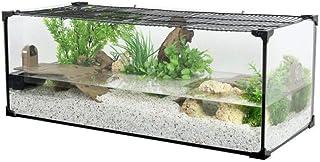 Zolux - Acuario para Tortuga de Agua (80 cm)