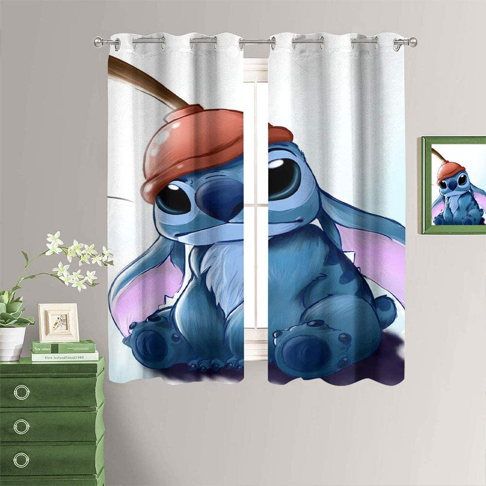 Kids Girls Room Window Curtain Outlet ☆ Free Shipping Insulated Thermal Topics on TV Movie G Cartoon