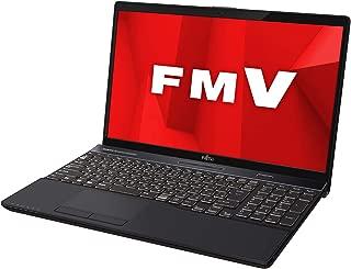 【公式】 富士通 ノートパソコン FMV LIFEBOOK AHシリーズ WA3/D1 (Windows 10 Home/15.6型ワイド液晶/Core i7/16GBメモリ/約1TB HDD/Blu-ray Discドライブ/Office Home and Business 2019/ブライトブラック)AZ_WA3D1_Z016/富士通WEB MART専用モデル