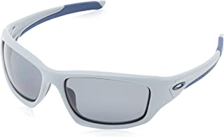 Oakley mens Oo9236 Valve Rectangular Sunglasses Rectangular Sunglasses