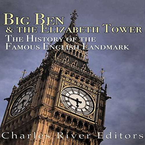 Big Ben and the Elizabeth Tower audiobook cover art