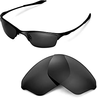 oakley half wire 1.0 replacement lenses