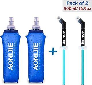 Hydrapak Softflask 250 ml Flexible /& Souple En Plein Air Bouteille d/'eau