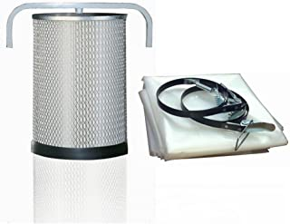 Best seco dust collector model ufo 101 Reviews