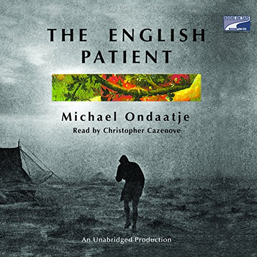 Couverture de The English Patient
