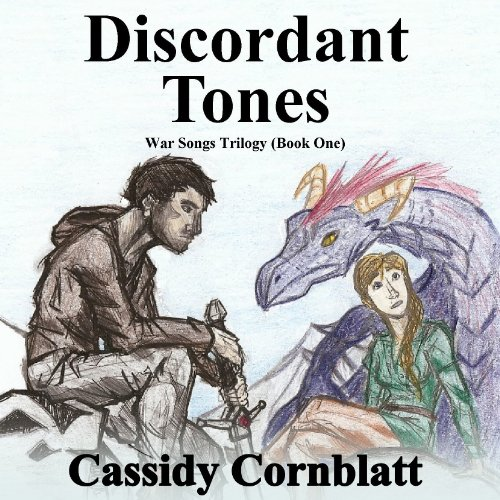 Discordant Tones: War Songs Trilogy, Volume 1 cover art