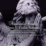 Corelli: Opus 5: Violin Sonatas (SACD, plays on all players) by The Avison Ensemble
